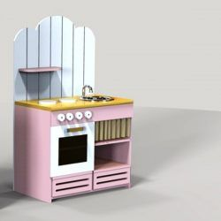 Kitchen Cabinet Washing Dishes For Laser Cut Cnc Free CDR