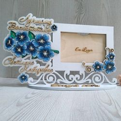 Laser Cut Decorative Picture Frame Template Free CDR