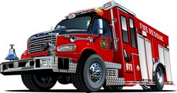 Fire Rescue Truck 911 Free CDR