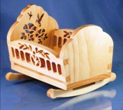 Crib Toys For Babies For Laser Cut Cnc Free DXF File