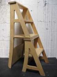 Folding Chair For Laser Cut Cnc Free DXF File
