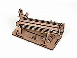 Cannon For Ping Pong Balls Laser Cut Free DXF File