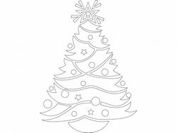 Festive Things 05 Free DXF File